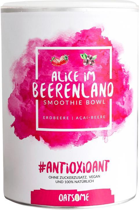 Oatsome Smoothie Bowl - Alice im Beerenland