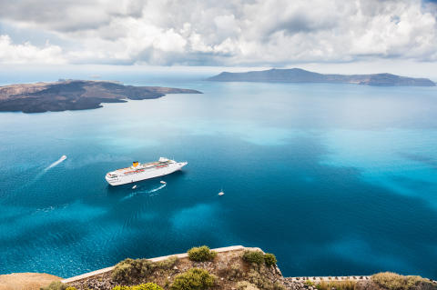 EXPERT COMMENT: Santorini eruption: new theory says 'pyroclastic flows' caused devastating Bronze Age tsunamis