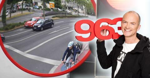 München sammelt für Trixi-Spiegel, um Münchens Kreuzungen sicherer zu machen