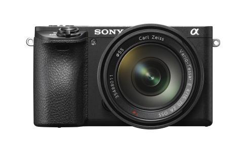 Sony introducerer det nye α6500 – et kamera med enestående ydeevne