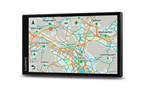 DRIVE SMART 61 SRG TPEG Service via DAB+ Links