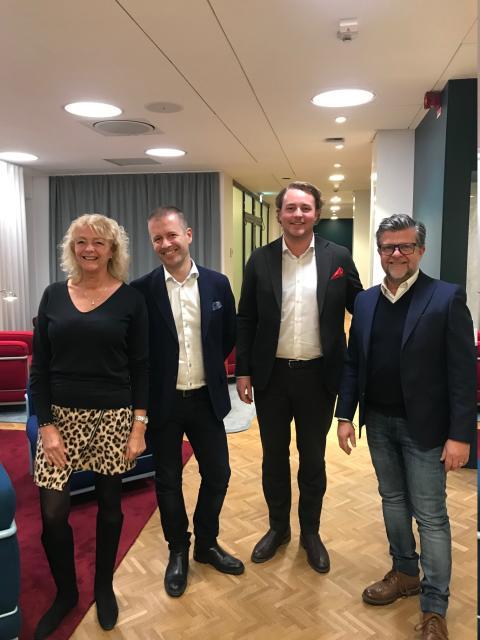 Scandinavian XPO presenterar partner för att säkra kvalité inom mat och dryck