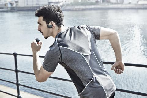Treenitsemppiä musiikkista!  Istuva ja vedenkestäväi Walkman® WS610 -sarja nyt saatavilla langattomalla Bluetooth®-teknologialla