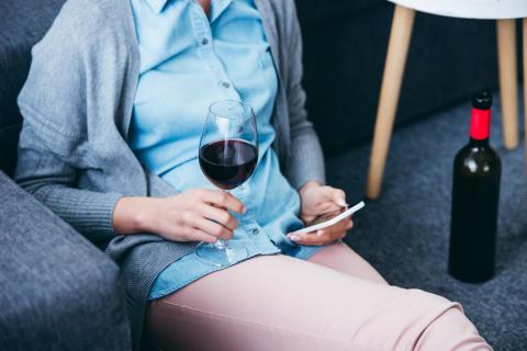 Karantän och mer fritid får svenskarna att dricka mer