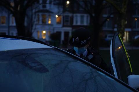 Police break-up rave at Lambeth nightclub in breach of Covid rules