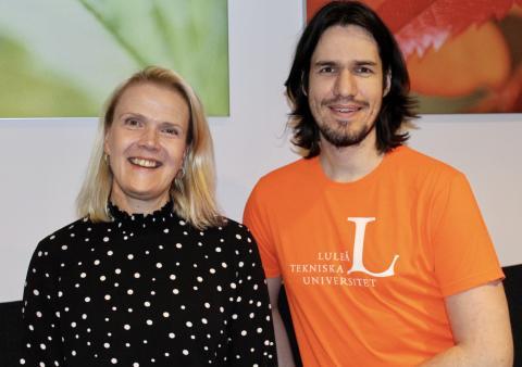 Marcus Liwicki får Nordeas vetenskapliga pris 2019