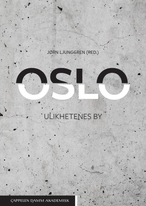 Omslagsforside Oslo - ulikhetenes by