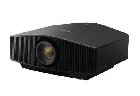 Sony presenterar två nya hemmabioprojektorer med ursprunglig 4K som har avancerad bearbetning och HDR-förstärkning