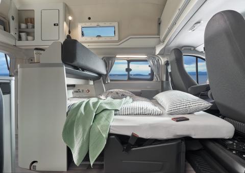 2019 Ford Transit Custom Nugget _Hochdach_Innenraum