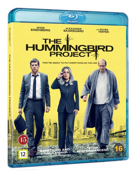 The Hummingbird Project, Blu-ray