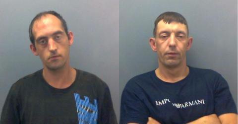 Men sentenced for burglary – Buckinghamshire