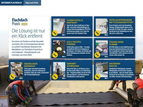 "Beispielseite ""Ratgeber Flachdach-Praxis"" (jpg)"