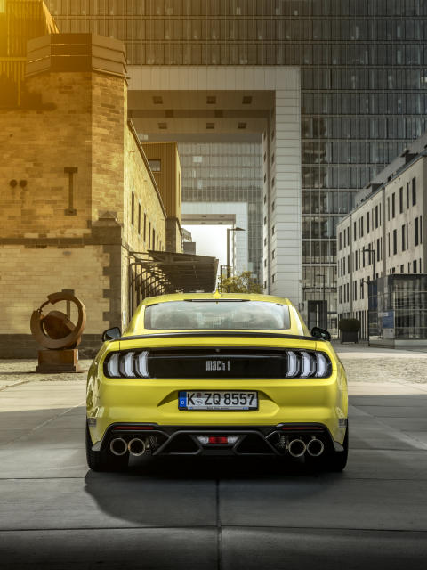 Ford Mustang Mach 1 2020