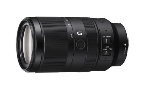 Sony razširil ponudbo objektivov serije E z dvema novima objektivoma formata APS-C