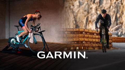 Vielseitiges Garmin Produkt-Portfolio für Radsportbegeisterte