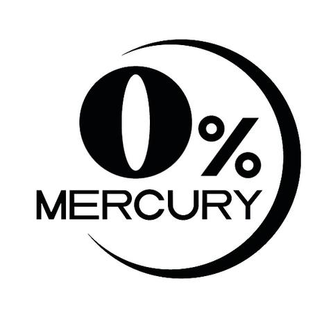 logo 0% mercury
