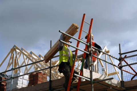 Nytt samarbete ska underlätta för byggbranschen att ställa klimatkrav