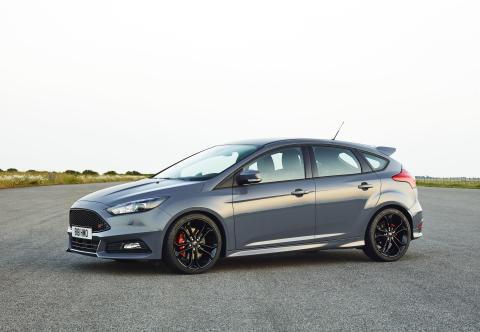 Nye Ford Focus ST avdukes på Goodwood Festival of Speed i England