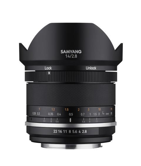 Samyang MF 14mm F2.8 MK2 000 Renewal_Front