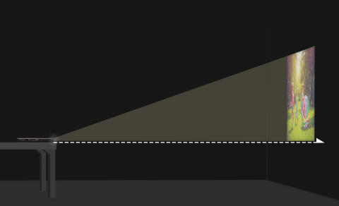 web material_flat_projection