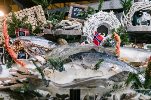 Amerikanerne spiser mer fisk i koronakrisen