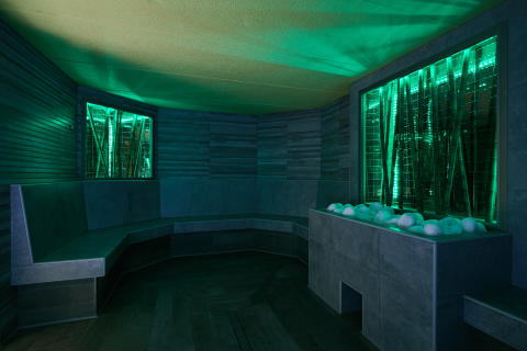 Salt Steam Room