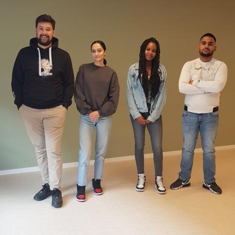 Unge ambassadører som bindeledd til unge