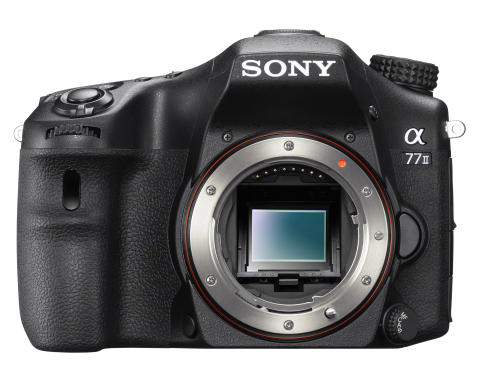 A77 II Front
