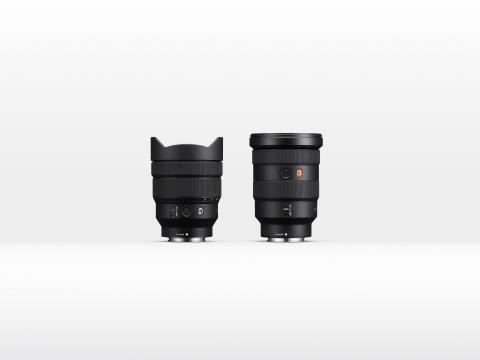 Sony lancia due nuovi obiettivi grandangolari E-Mount full frame