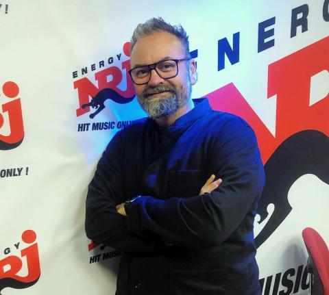 Adam Alsings avslöjande i NRJ Morgon