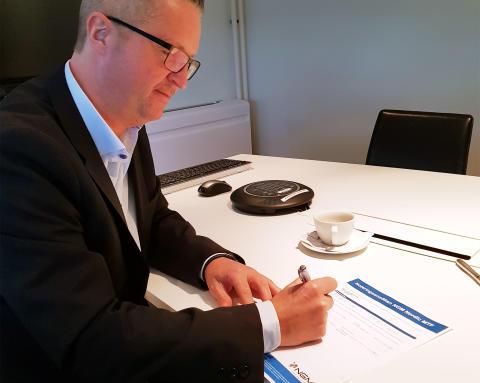 Gigger AB ansöker om listning på NGM-börsen
