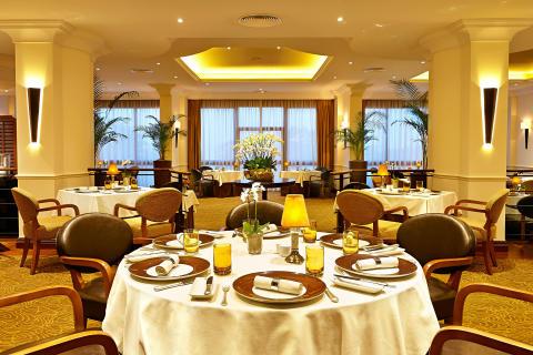Michelin-restauranter på 14 af Spies' hoteller