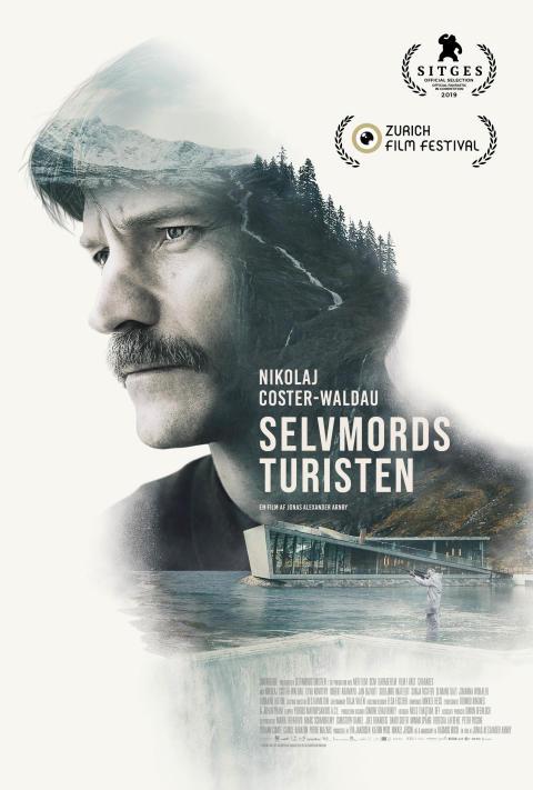 Se Nikolaj Coster-Waldau som Max i traileren til Jonas Alexander Arnbys SELVMORDSTURISTEN