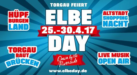 ELBE DAY Torgau 25.-30. April 2017