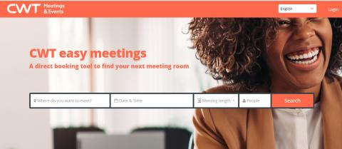 CWT M&E makes small meetings easy with new global direct booking platform