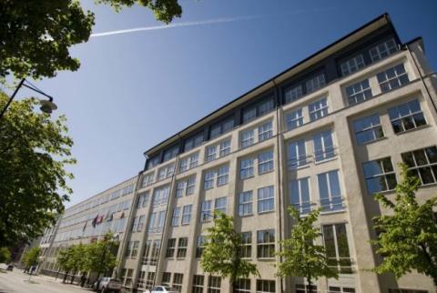 Malmberg levererar geoenergi till Chokladfabriken