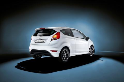 Ford lanserer sportslig ST-Line