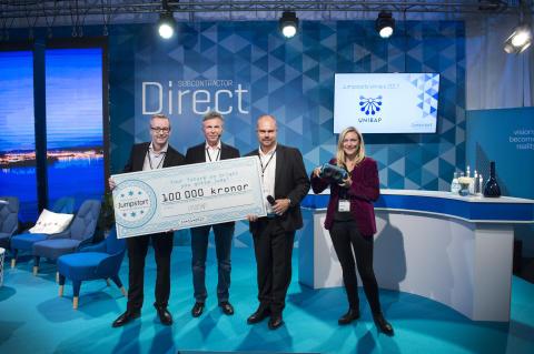 Unibap vann Subcontractor Jumpstart