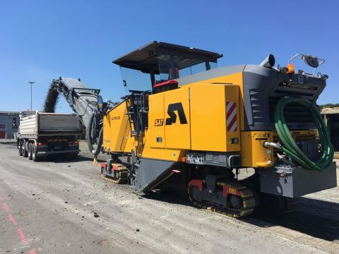 SAT Straßensanierung GmbH baut ihre bundesweite Präsenz per Zukauf aus