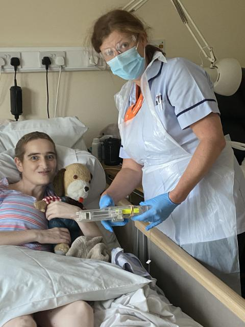 Inpatient Unit (IPU) nurses: Sharing the emotional load with patients and their families