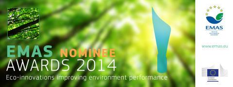 Hr Björkmans, Sveriges EMAS Awards nominee 2014