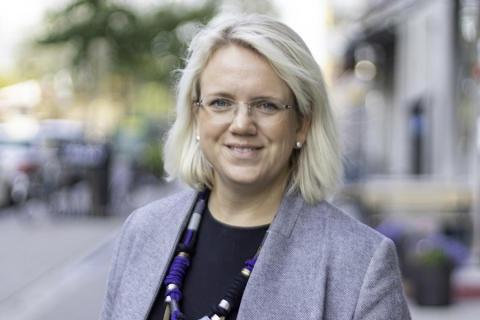 Sweden Green Building Council rekryterar Alexandra Kriss som marknadschef