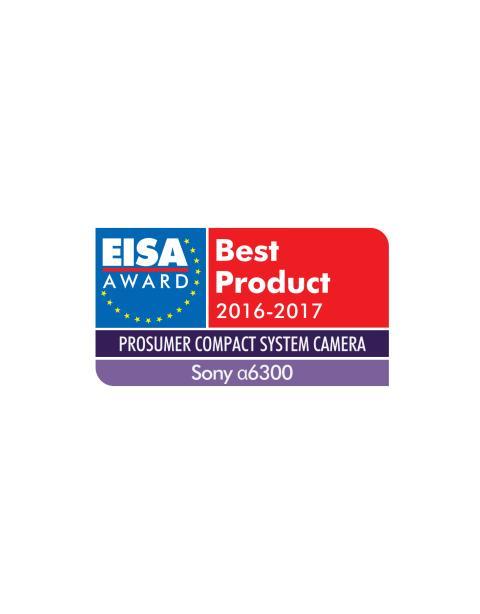 EUROPEAN PROSUMER COMPACT SYSTEM CAMERA 2016-2017 - Sony Alpha 6300.ai