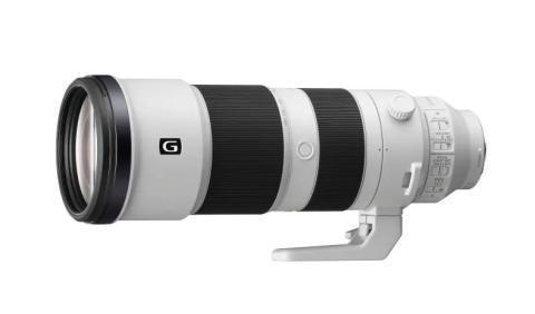 Sony presenta su nuevo objetivo super zoom FE 200-600mm F5.6-6.3 G OSS para montura E