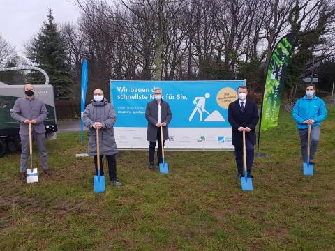 Glasfaserausbau in Stadt Hagen startet
