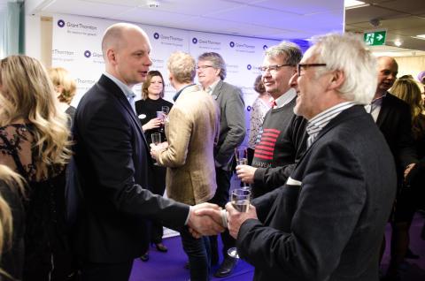 Nyinvigning av stark mötesplats i Eskilstuna