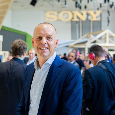 Machiel Frijters_Directeur Marketing Sony France