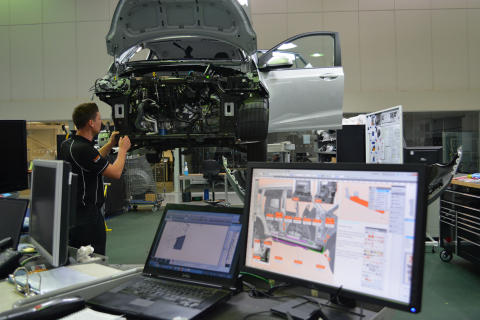 Thatcham Times and Parts Data Empowering Malaysian Crash Repair