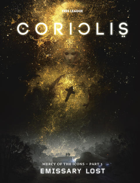 The space saga Coriolis: Emissary Lost released today - It will change the universe forever