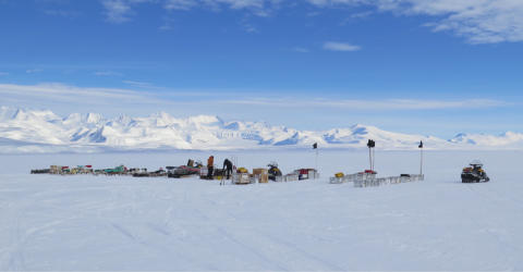 Ambitious UK-US Antarctic research mission begins